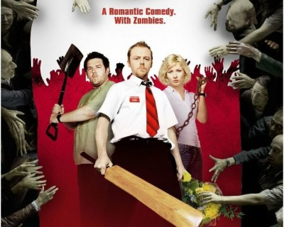 Shaun of the Dead Screening + Inside Special Halloween Edition