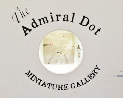 Andreina Davila in the Admiral Dot Miniature Gallery