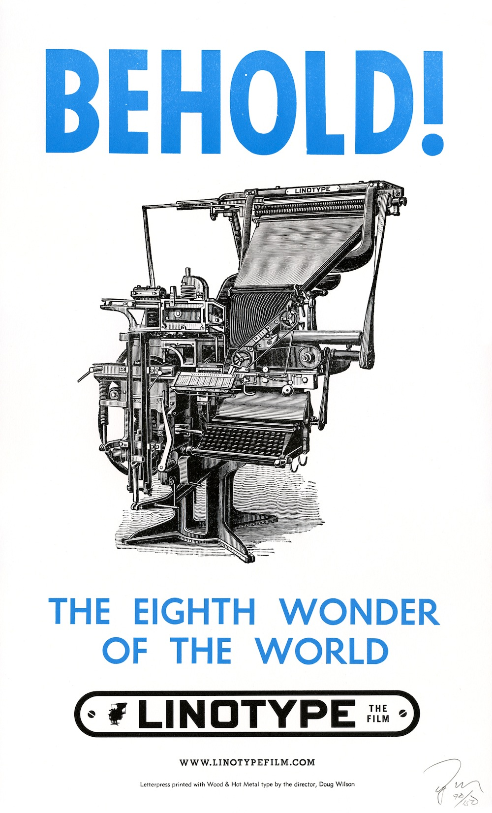 FREE Screening of Linotype: The Film