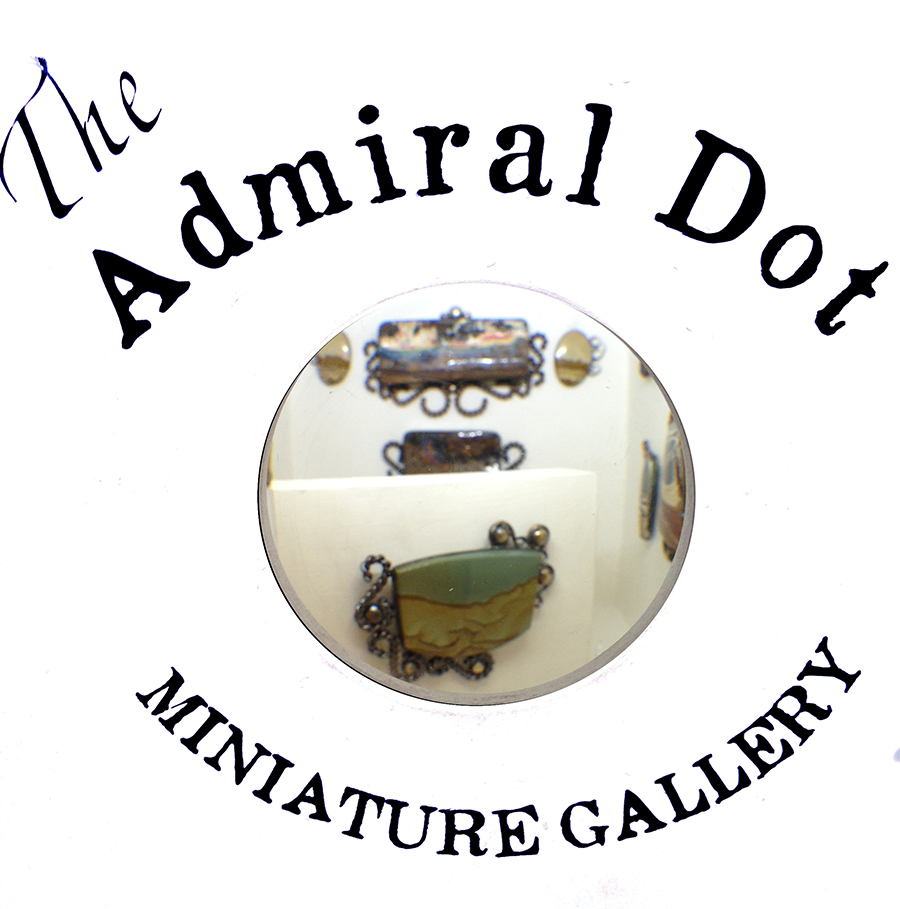 """Fancy Frames"" in the Admiral Dot Miniature Gallery"