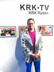 Artist Talk with KRK Ryden