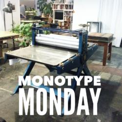 Monotype Monday (Public)