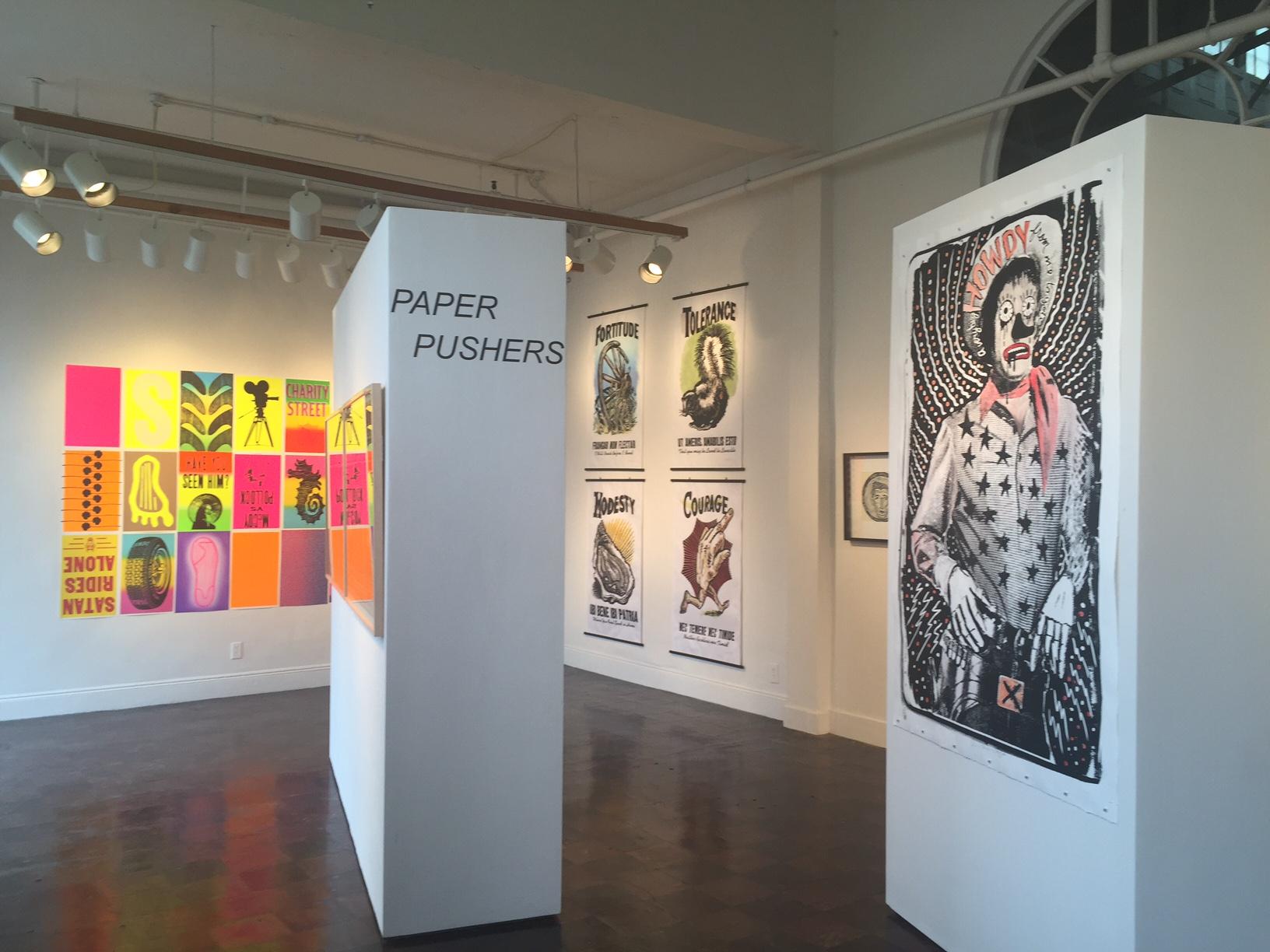 Paper Pushers