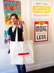 Canvas Bag Screen Printing Workshop