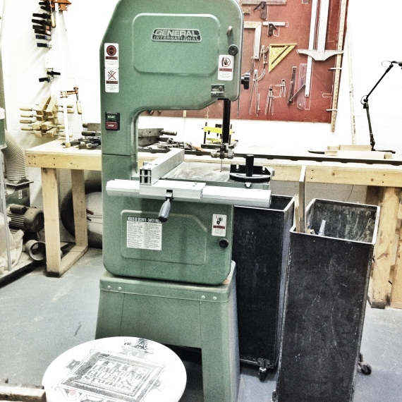 The Compound Gallery Wood Shop
