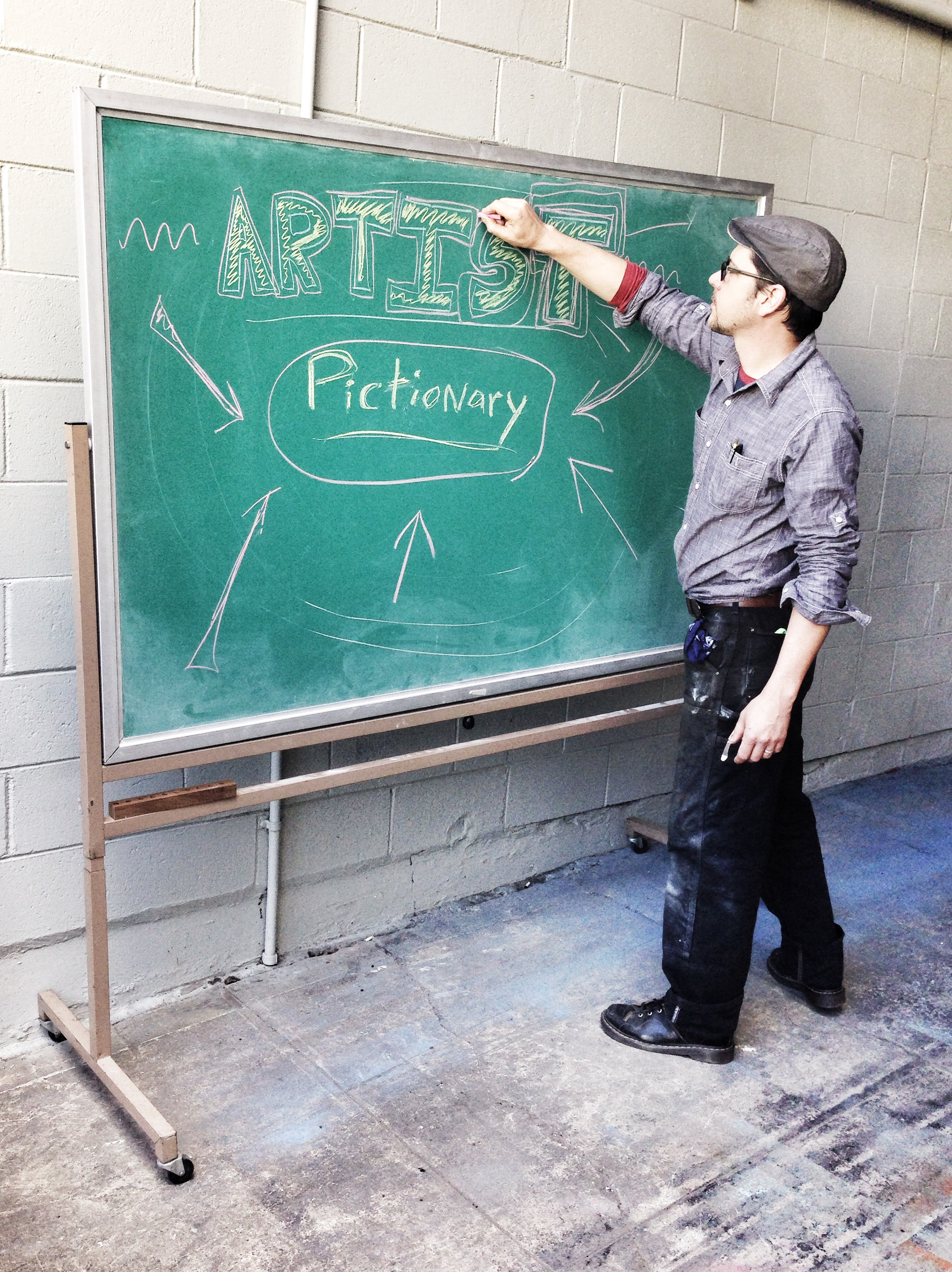 Artist Pictionary