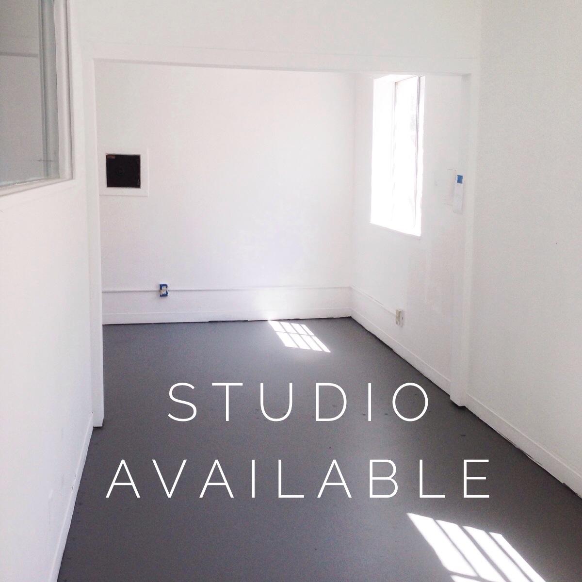 Studio Openings