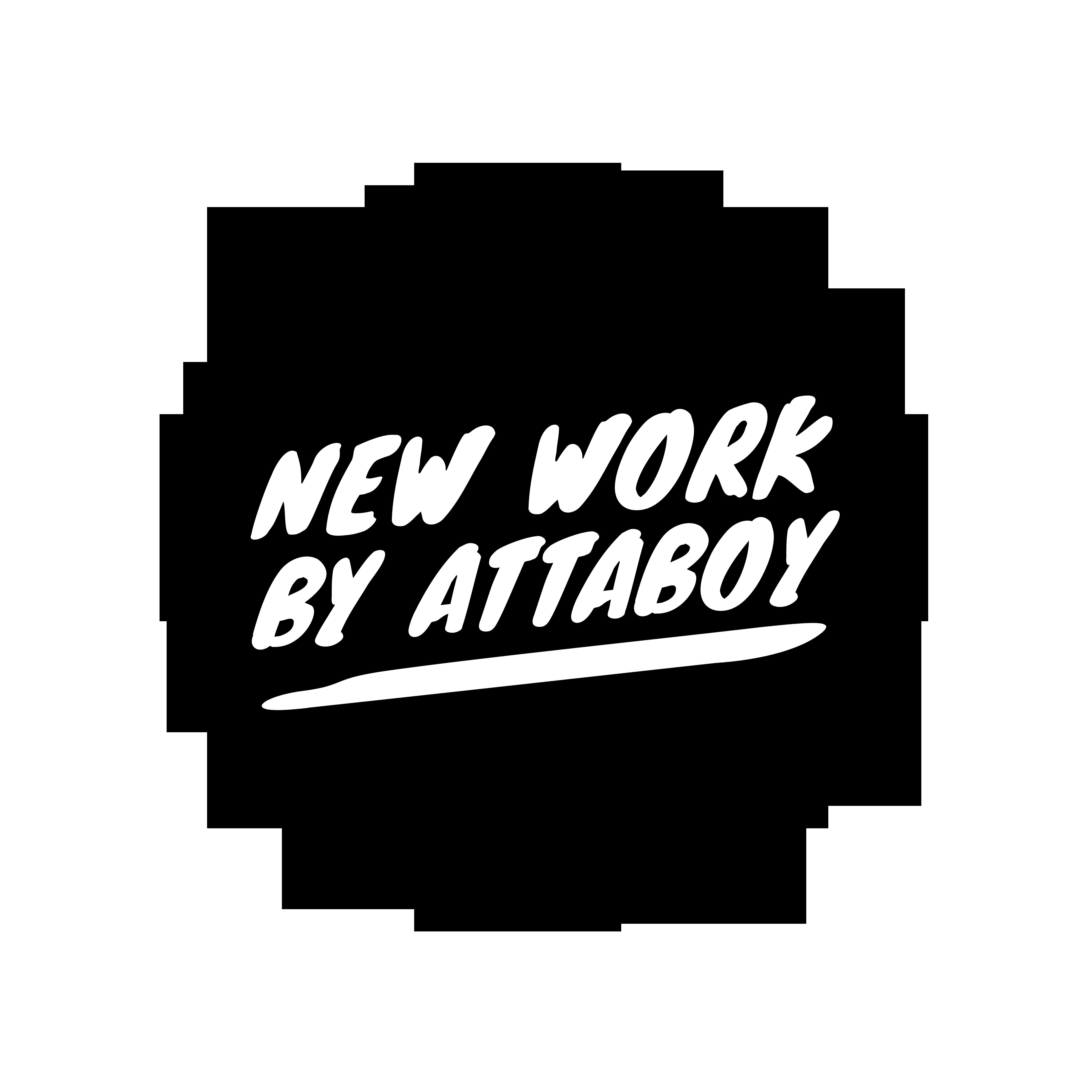New work by Attaboy
