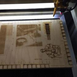 Laser Cutting Workshop (Current Compound Artists ONLY)