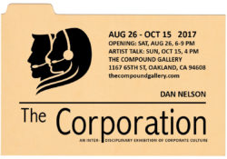 Opening Reception The Corporation