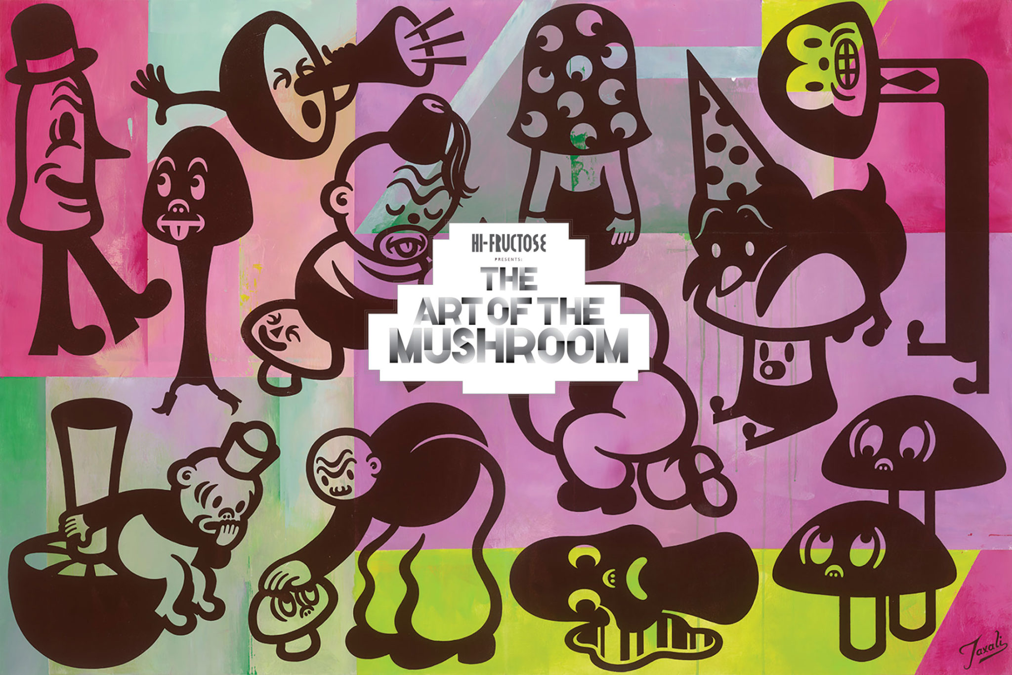 Art of the Mushroom