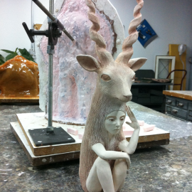 At the mold makers
