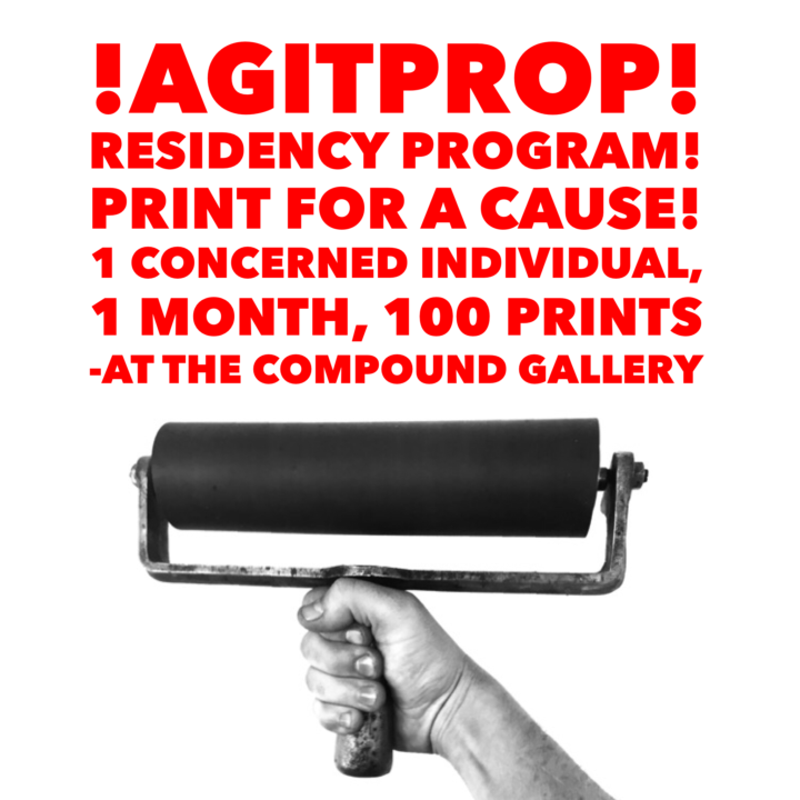 agitprop residency program